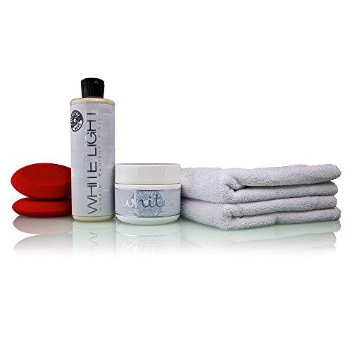 Chemical Guys HOL202 - White Paint Maintenance Kit (6 Items)