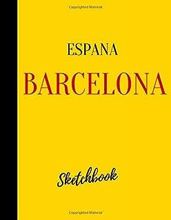 BARCELONA, ESPANA - Trendy Artist Sketchbook, Dibujar: Large size 8