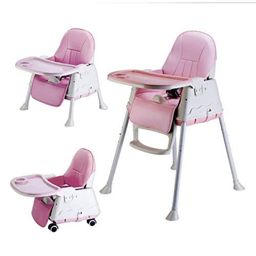 AORTD ベビーチェア ハイチェア 子供用椅子 食事椅子 昇降機能付き 多機能 赤ちゃん用 3ヶ月~8歳
