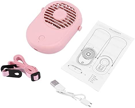urjipstore Three-Gear Fan Charlotte Mall Adjustable Charging USB Quality inspection Portable Outdo