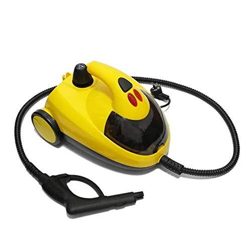 Multifunctionele draagbare stoomreiniger Auto Jet Home druk Washer Krachtige Stoom Mop Up Met 10 Accessoires Voor Auto Vloeren, Tapijt, Kleding, Ramen