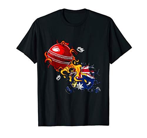 Neuseeland Cricket Trikot T-Shirt