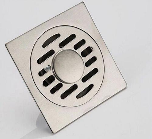 ICT Ronix 100x 100mm desagüe para suelo de ducha de acero inoxidable...