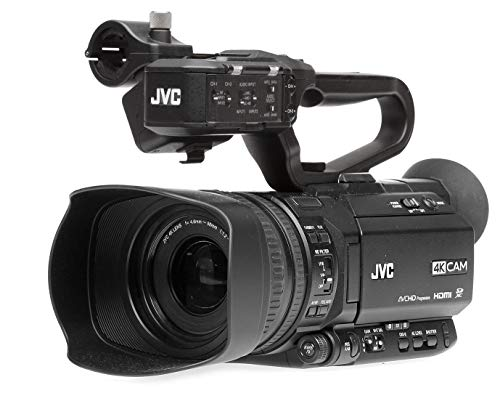 JVC GY-HM250E 4K UHD, 4:2:2 Full HD, IP-Camcorder, 1/2,3
