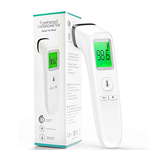 (46% OFF Coupon) Forehead Thermometer $14.01