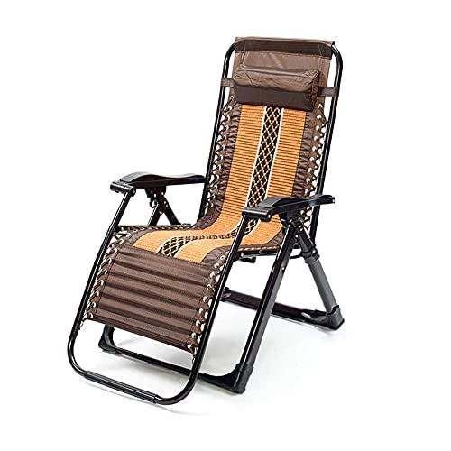Silla Ajustable de Gravedad Cero, Silla de salón Plegable portátil para Patio con múltiples Regalos | Sillón reclinable portátil para Tomar el Sol en la Playa Junto a la Piscina al Aire Libre