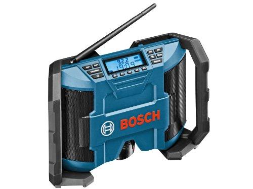BOSCH Radio GML 10,8 V-LI Professional + GSR 10,8-2-LI