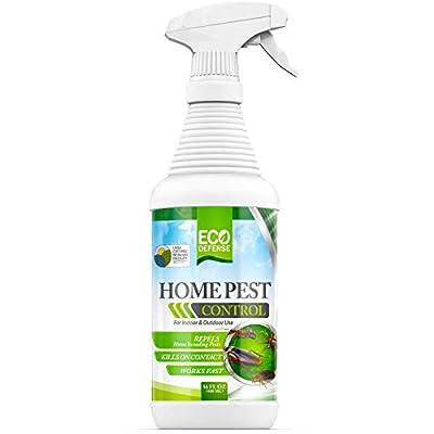 Eco Defense Home Pest Control Spray, USDA Biobased (16 oz)