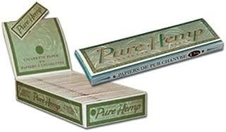 smoking pure hemp papers