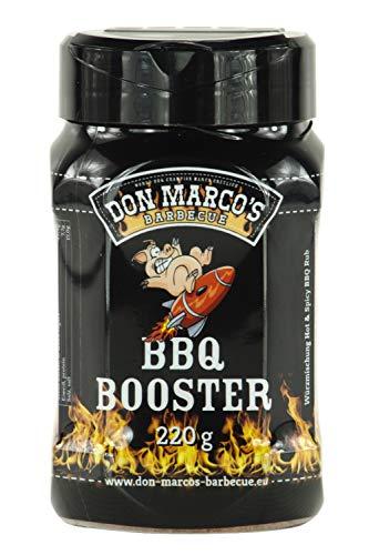 Don Marco's Barbecue Rub BBQ Booster 220g in der Streudose, Grillgewürzmischung