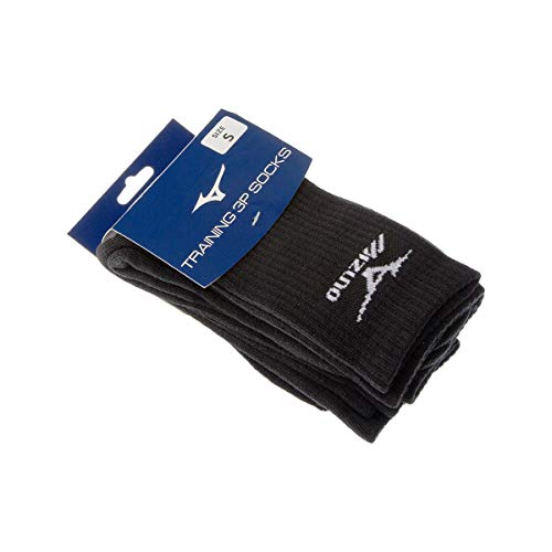Mizuno Training 3P Socken Unisex, Black, M