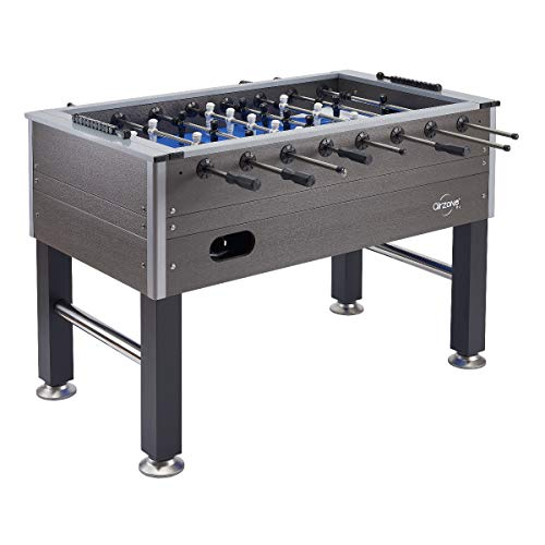 Big Save! Airzone All Weather Official Size Foosball Table, 54
