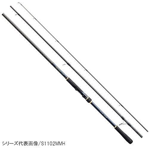 シマノ(SHIMANO) シーバスロッド ネッサ CI4+ S1002M フラットフィッシュ サーフ
