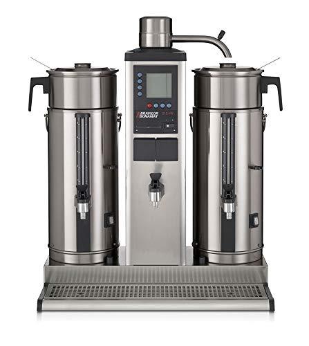 Bonamat Rundfilter Kaffeemaschine B5 HW, 1 Brühsystem 2 Behälter a 5l, 230V