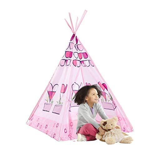Kinderen Indoor Tent, Opvouwbare Baby Europese en Amerikaanse Muggennet Droom Liefde voor Jongens en Meisjes om Kinderen een Privé Ruimte te geven