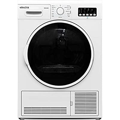 Electra TDC9112W 9Kg Condenser Tumble Dryer - White - B Rated