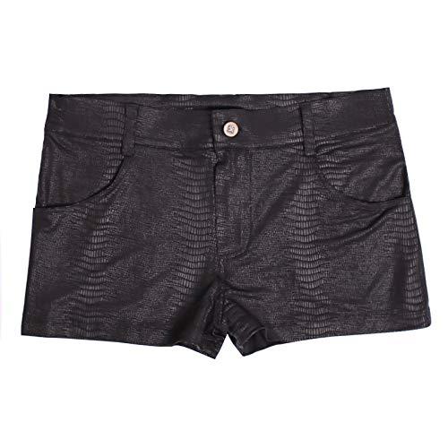 lodufnxisaliLONG heren mode denim korte broek casual broek reizen meervoudig panty mode ES D