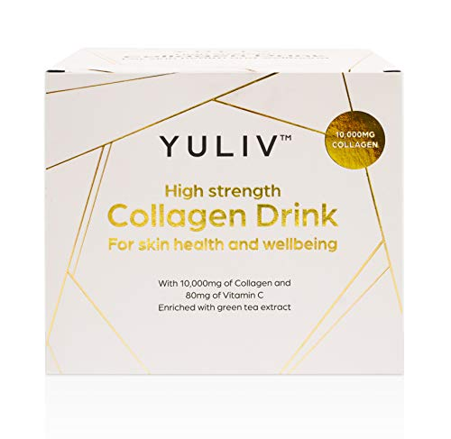 Yuliv Collagen Peptides Drink 10,000mg x 30 Ampules