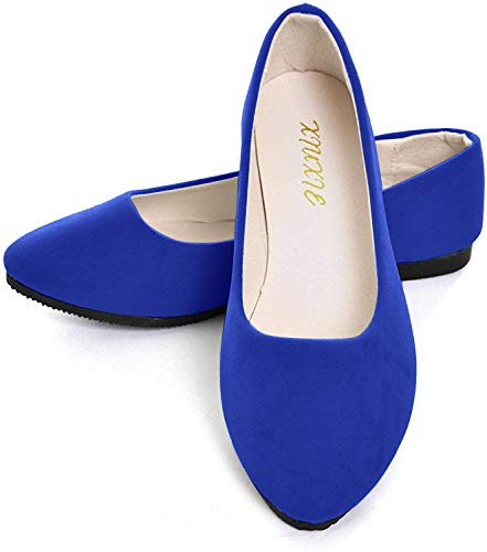 Top 10 best selling list for electric blue shoes womens flats