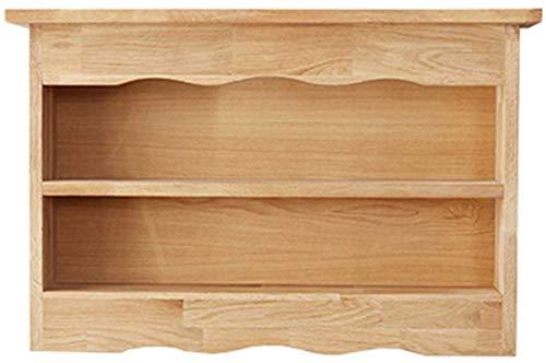 ZFFSC Wandkast Hoek Kast Wandmontage Zwevende Plank Woonkamer Wandmontage Opslagruimte Keuken Keuken Keuken Rack Badkamer Opslagruimte Lading 70kg Kasten, Rekken & Plank