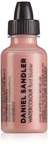 Daniel Sandler Watercolour Liquid Blush Light Face Makeup for All Skin Types, 15 Milliliters, Cherub