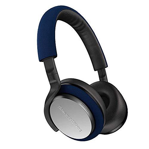 Bowers & Wilkins PX5 On Ear Noise Cancelling Wireless Headphones - Blue (Renewed)