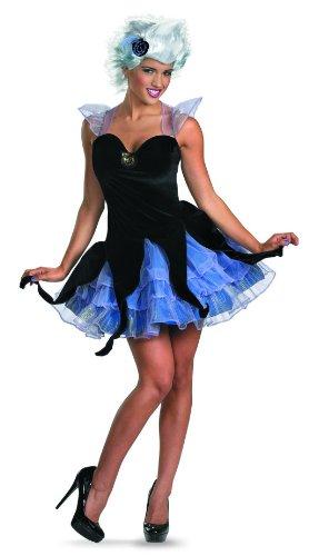 Disguise Women's Disney The Little Mermaid Sassy Ursula Costume