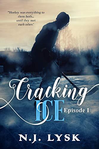 Cracking ice (episode 1): Omegaverse Hockey Romance (Rules to Break) (English Edition)