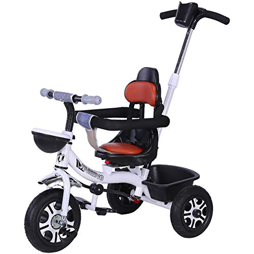 Buy Discount Baby Stroller YXGH@ Baby Infant Stroller Children's Tricycle 1-2-3-5-6 Years Old Lightw...