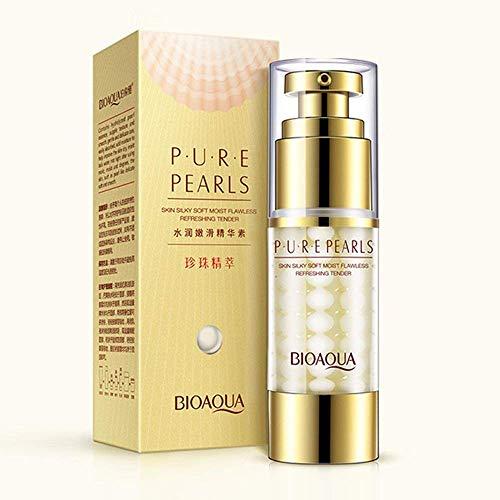 Crema Perlas con Colágeno y Ácido Hialurónico Anti-arrugas Bioaqua 35ml
