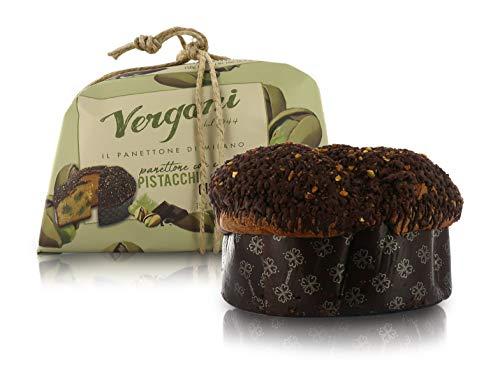 Vergani Panettone al Pistacchio e Cioccolato, Gourmet - 750g