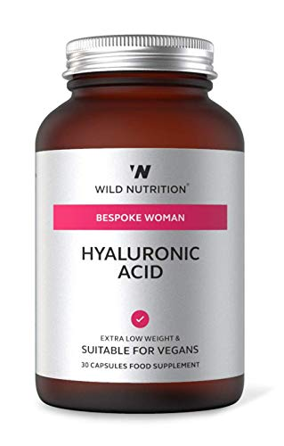 Wild Nutrition Hyaluronic Acid Capsules 30