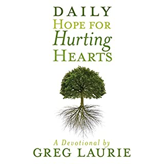 Daily Hope for Hurting Hearts audiobook cover art