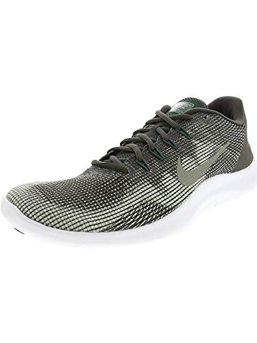Nike Men's Flex 2018 Rn Competition Running Shoes, Grey (Cool Grey/White 000), 11.5 UK