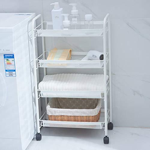YouYou-YC seam nachtkastje opbergtafel schoonheid kleine trolley keuken uitneembaar rek badkamer woonkamer slaapkamer
