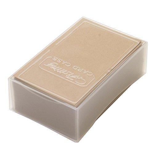クラフト 名刺用紙 モダンクラフト紙 約0.25mm 厚口 名刺サイズ 1000枚(100枚×10箱)
