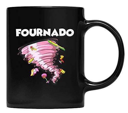 N\A Taza de fournado para niños Taza de Tornado de Cuarto cumpleaños de Cuatro años