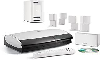 Bose Lifestyle 38 Series IV Home Entertainment System - White