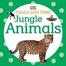 Jungle Animals (Touch and Feel) Jungle Animals