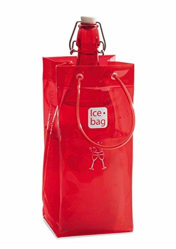 Gimex 17401 Ice.Bag Basic Cherry, Autre, Cerise, 1530