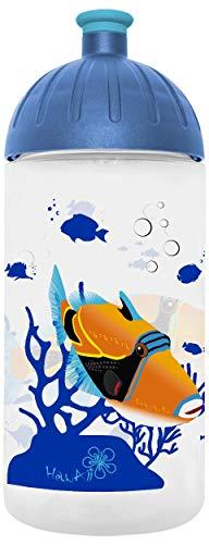 FreeWater Kinder-Trinkflasche Fisch 0,5 Liter