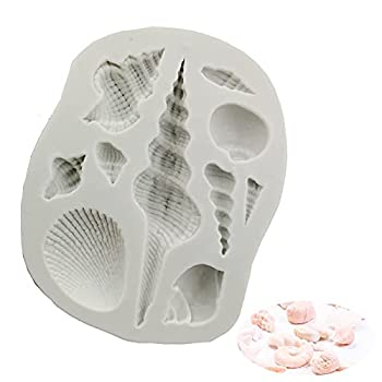 Best seashell fondant molds Reviews