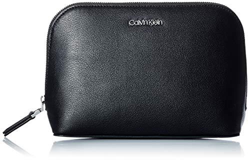 Calvin Klein WASHBAG, Accesorio Billetera de Viaje para Mujer, Black, One Size