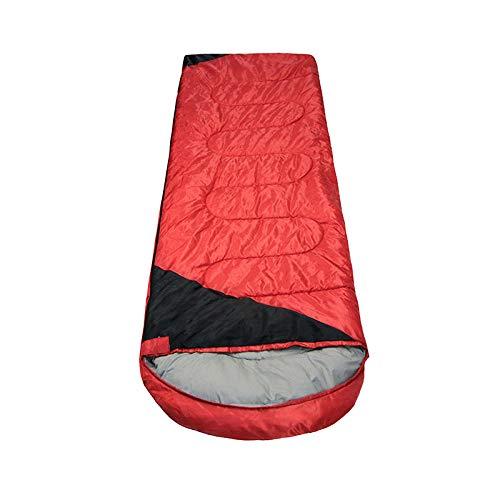 HuiHang Compact, ademend, geschikt voor reizen 3-4 seizoenen waterdichte camping rugzak wandelen slaapzak, scheurvast is het beste voor camping, wandelen