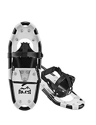 """ALPS Lightweight Kids Snowshoes, Boys & Girls +Carrying Tote Bag 14""""/17""""/19"""""""