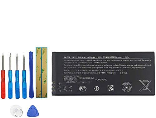 Upplus BV-T5E - Batteria di Ricambio Compatibile con Microsoft Nokia Lumia 940 Lumia 940 XL Lumia 950,RM-110,RM-1104,RM-1106