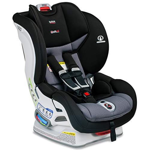 Britax Marathon ClickTight Convertible Car Seat   1 Layer Impact Protection - Rear & Forward Facing - 5 to 65 Pounds, Ashton