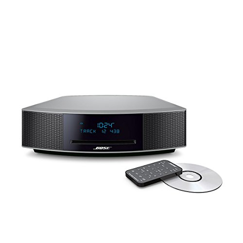 Bose Wave Music System IV silber