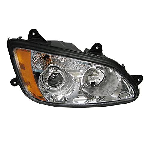 Headlight - Passenger Side (Fit: Kenworth T660 T600 T370 T270 T170 T470 T440 T700 Trucks)