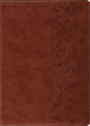 ESV MacArthur Study Bible (TruTone, Natural Brown)